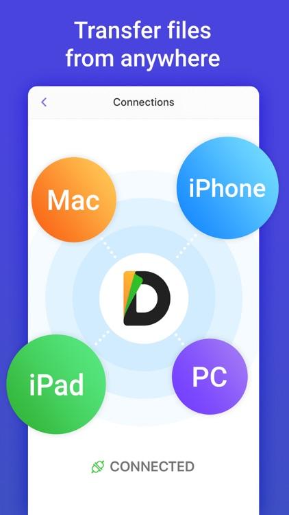 Documents: Files, PDF, Browser screenshot-6
