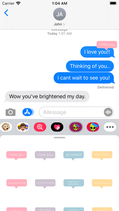 Convo Seasoning - Sweet Screenshot