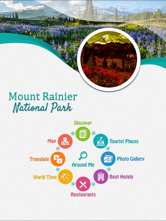 Mount Rainier screenshot 7