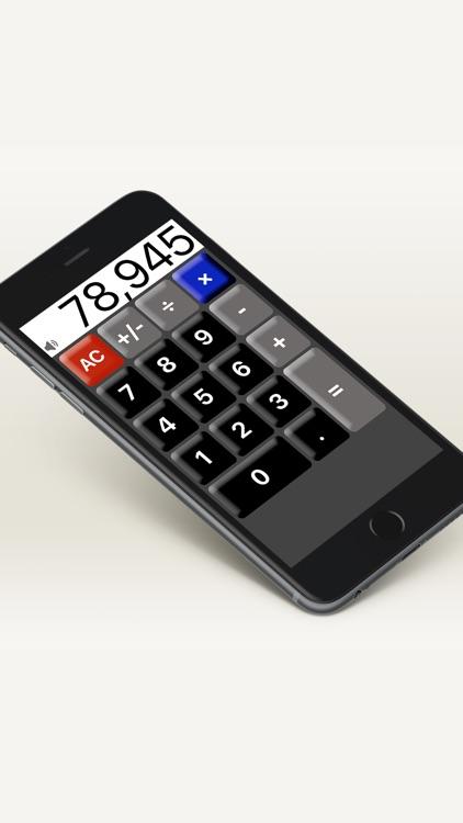 Calculator%. screenshot-3