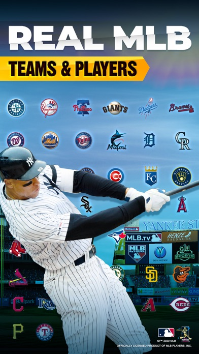 MLB Tap Sports Baseball 2020 Screenshot