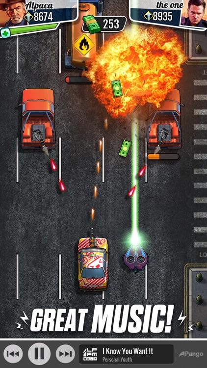 Fastlane: Fun Car Racing Game screenshot-5