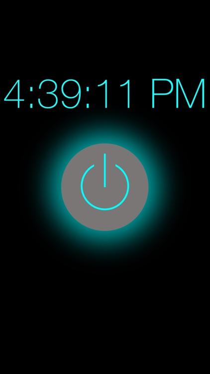 Flashlight - Night Light Clock