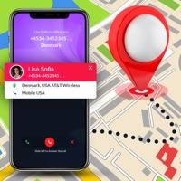 GPS电话位置和Spoten