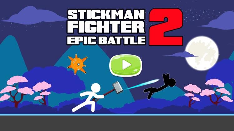 Stickman Fighter Epic Battle 2 screenshot-5
