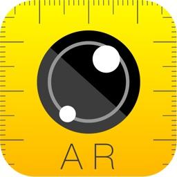 AR尺子-测距仪、测量工具