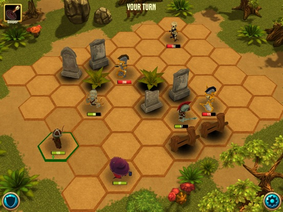 Kings Hero 2: Turn Based RPG screenshot 8