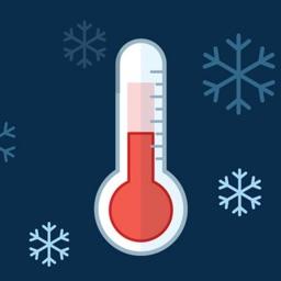实时温度计 - 实时查询温度的温度计