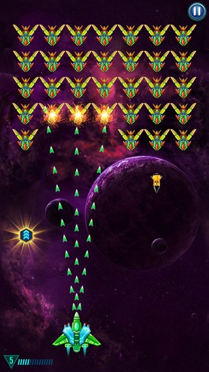 Galaxy Attack: Alien Shooter screenshot-0
