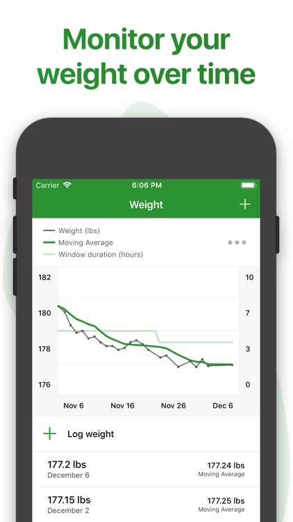 Window - Fasting Tracker screenshot-4