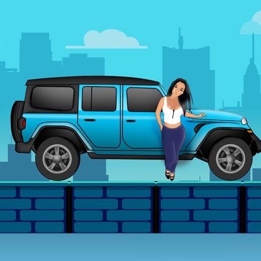 Jumpy Car Dash - Danielle Cohn
