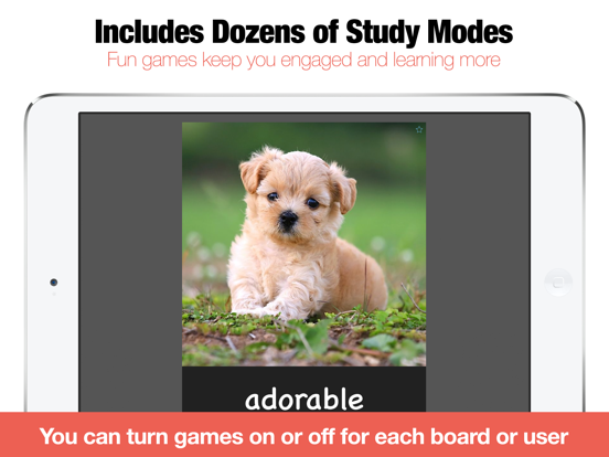 Bitsboard - Education, Games, and Flashcards for Learning Reading, Spelling, and more screenshot
