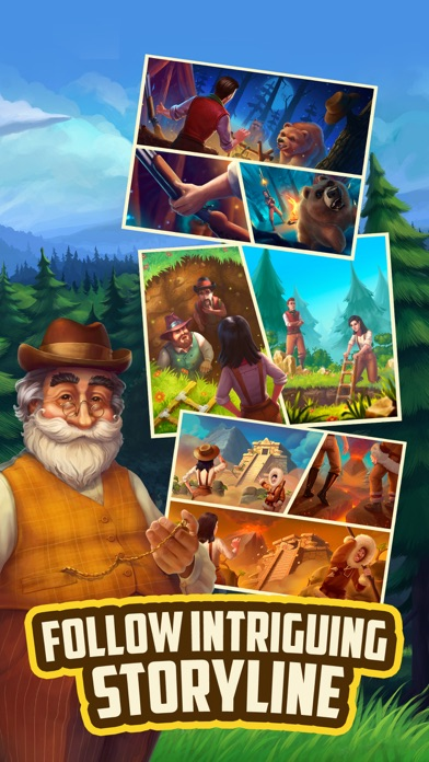 download Klondike Adventures for PC