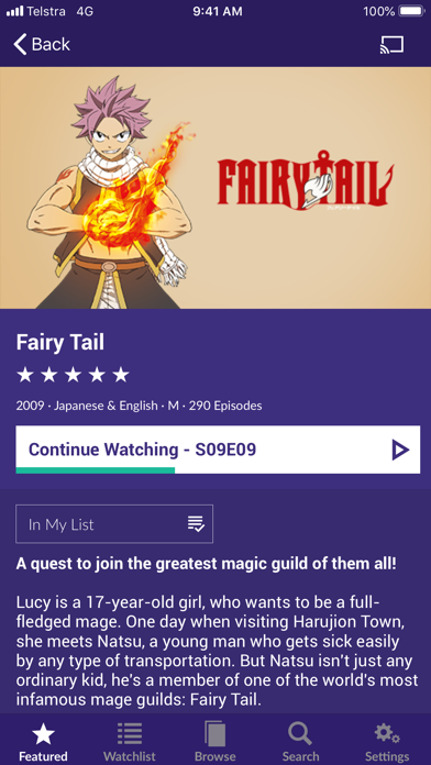 Download AnimeLab for Pc