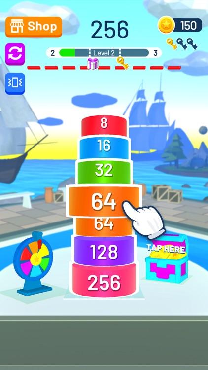 Brick Merge 3D screenshot-3