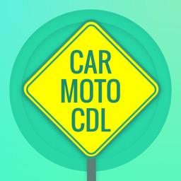 DMV Driving Test Driver Start