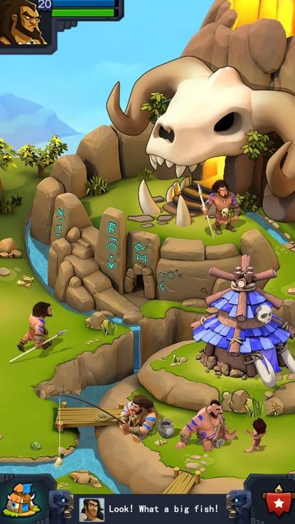 Brutal Age: Horde Invasion screenshot-5