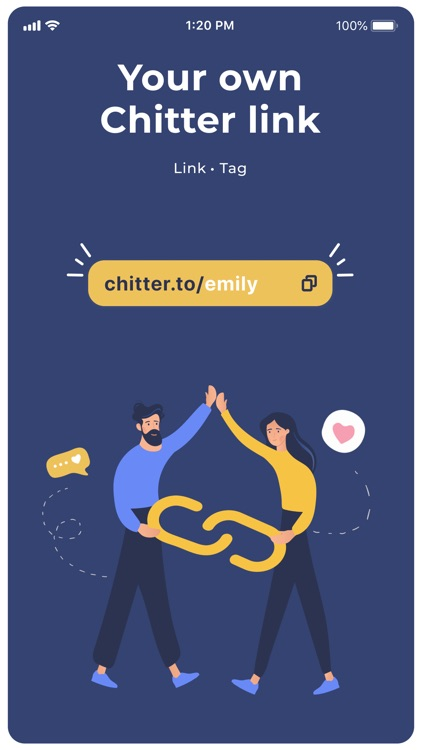 Chitter - anonymous chat