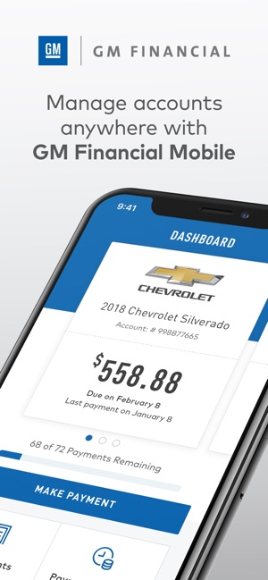 Gm Financial Lease >> Gm Financial On The App Store