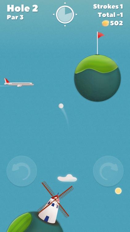 Golf Skies screenshot-5