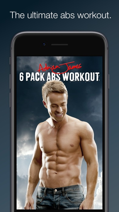 Adrian James: 6 Pack Abs Screenshots