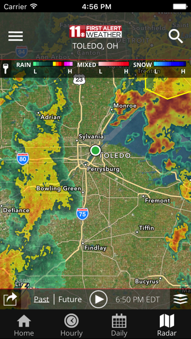 Wtol First Alert Weather review screenshots