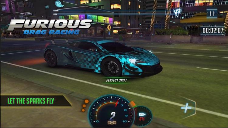 Furious 8 Drag Racing