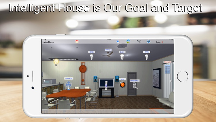 HOS Smart Home Operator Live screenshot-7