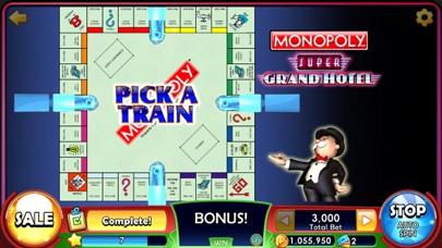MONOPOLY Slots – カジノゲームのスクリーンショット3