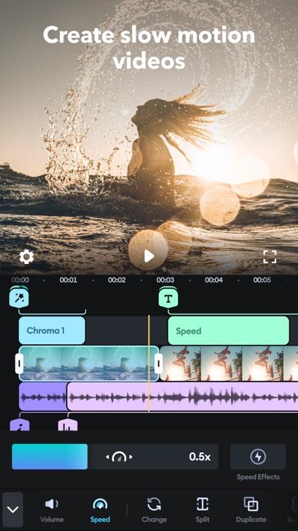 Splice - Video Editor & Maker screenshot-4