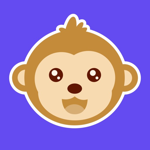 Monkey Monkoy - Video Chat free software for iPhone and iPad