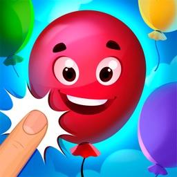 Balloon Pop Education for Kids