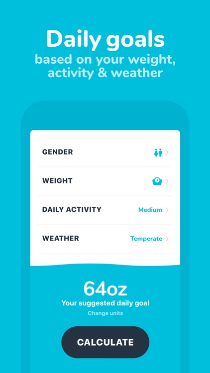 WaterLama water tracker screenshot-8
