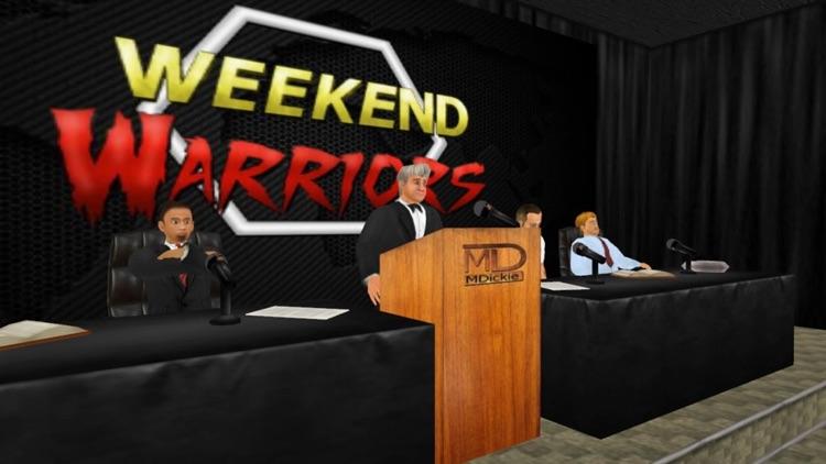Weekend Warriors MMA screenshot-3