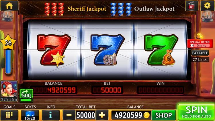 Wild Triple 777 Slots Casino screenshot-5