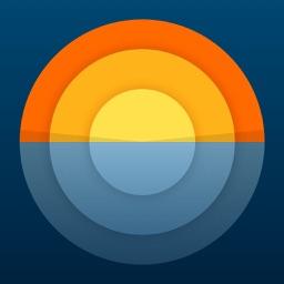Solar Watch Daylight & Weather