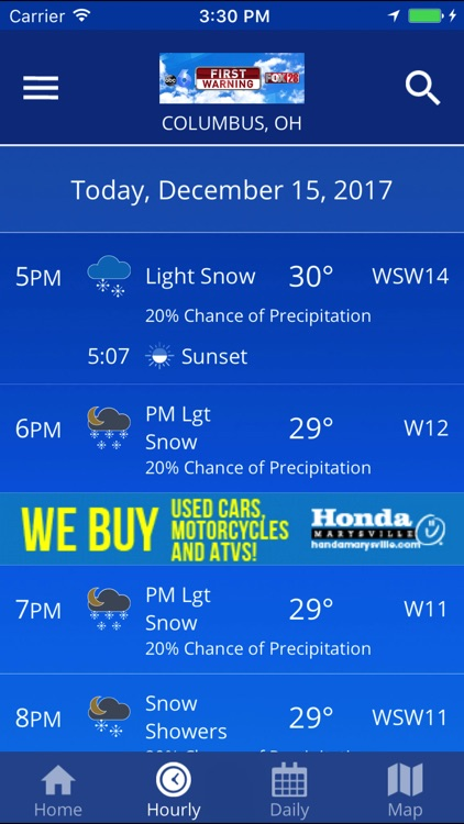 OHIO WX screenshot-2