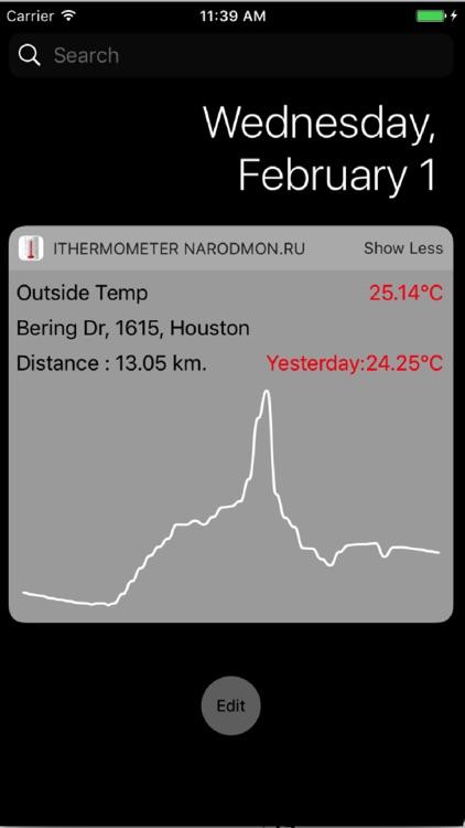 iThermometer      Narodmon.ru screenshot-3