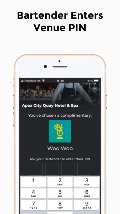 Cheerz App - Free Drinks screenshot-3