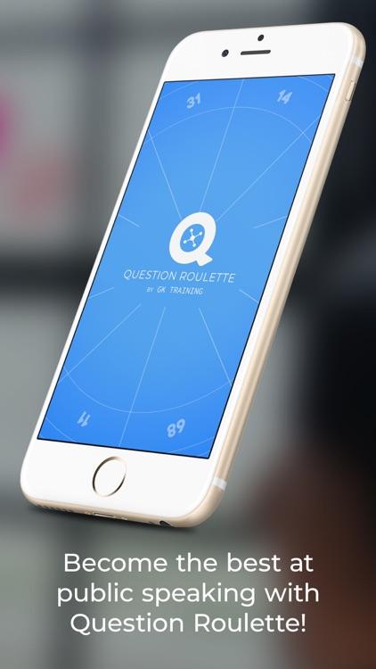 Question Roulette App screenshot-8