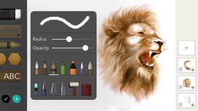 Drawing Desk: Draw & Paint Art Screenshot