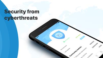 Mega Shield: Online Security Screenshot