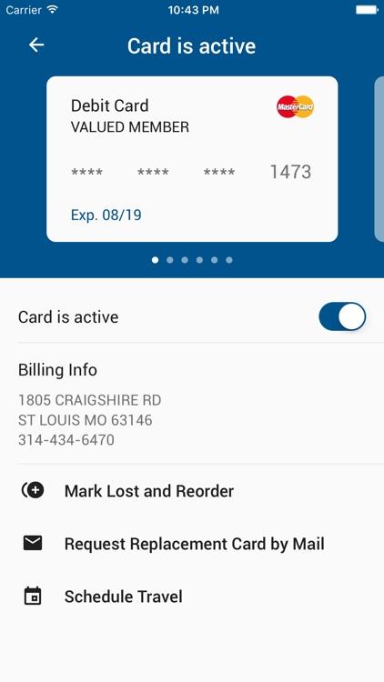 Electro Savings Mobile Banking screenshot-4