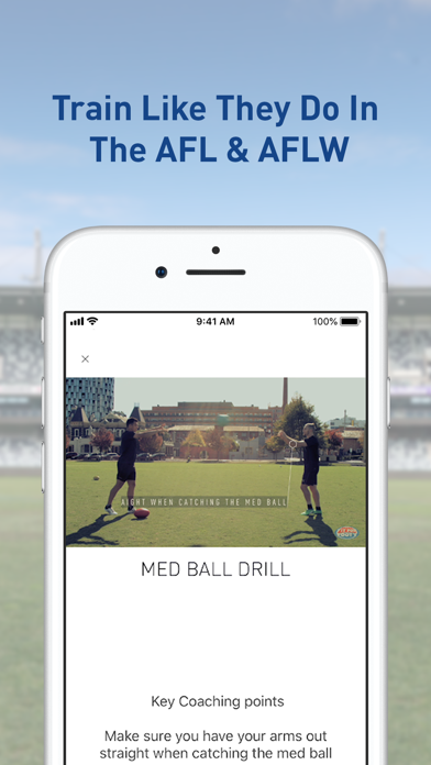 Fit For Footy-Elite Training for Windows