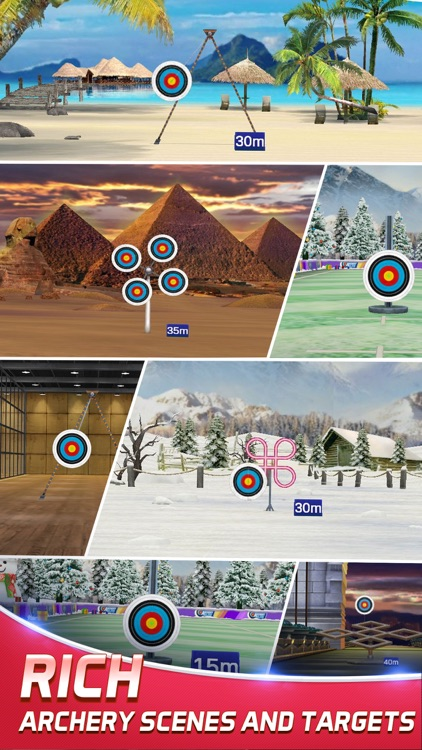 Archery Elite™ screenshot-1