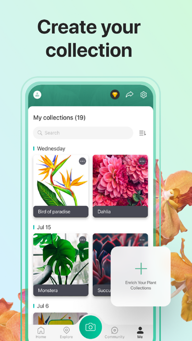 PictureThis - Plant Identifier Screenshot