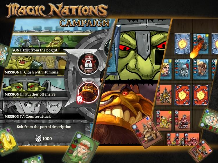 Magic Nations screenshot-3