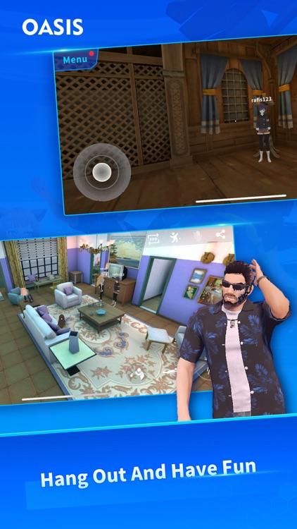 Oasis - a new virtual world screenshot-4