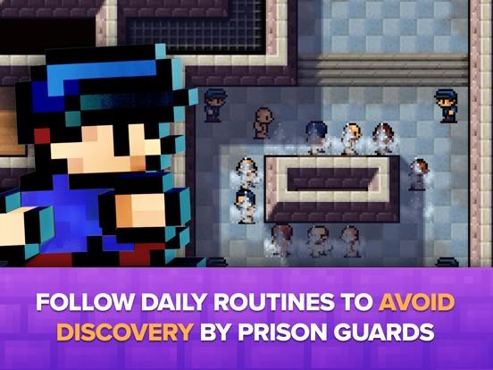 Screenshot #4 for The Escapists: Prison Escape