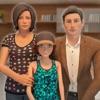 母亲模拟器:家庭游戏